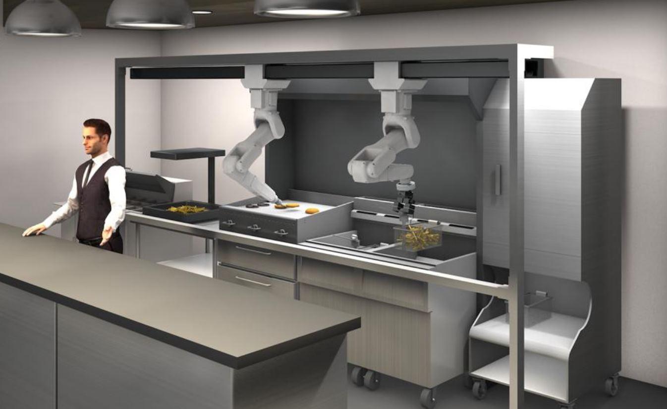 ROAR, el nuevo robot de cocina que cuesta 30.000 dólares