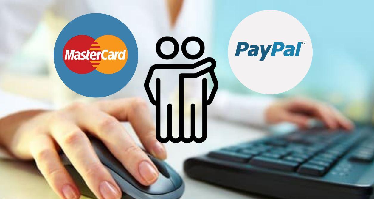 Paypal se asocia con Mastercard para permitir transferencias instantáneas en España