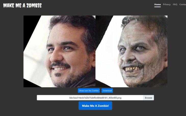creador de zombies