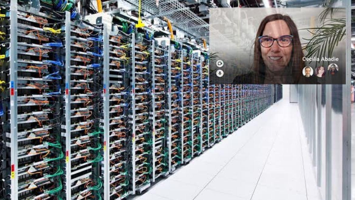 Google Meet con Realidad Aumentada usando las Google Glass