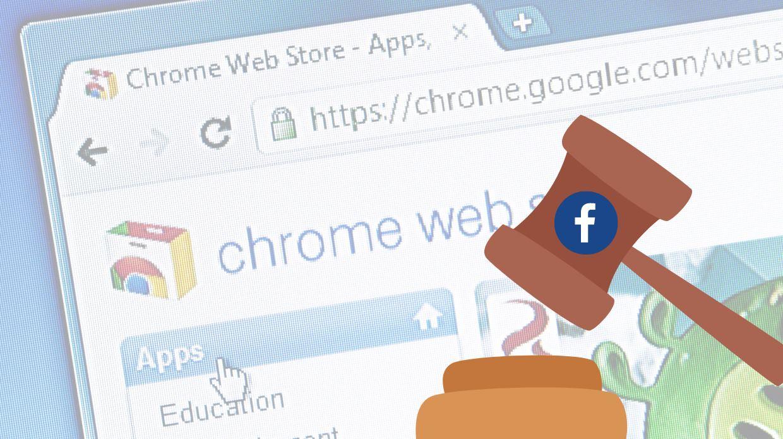 Facebook demanda a dos creadores de plugins por robar datos de usuarios