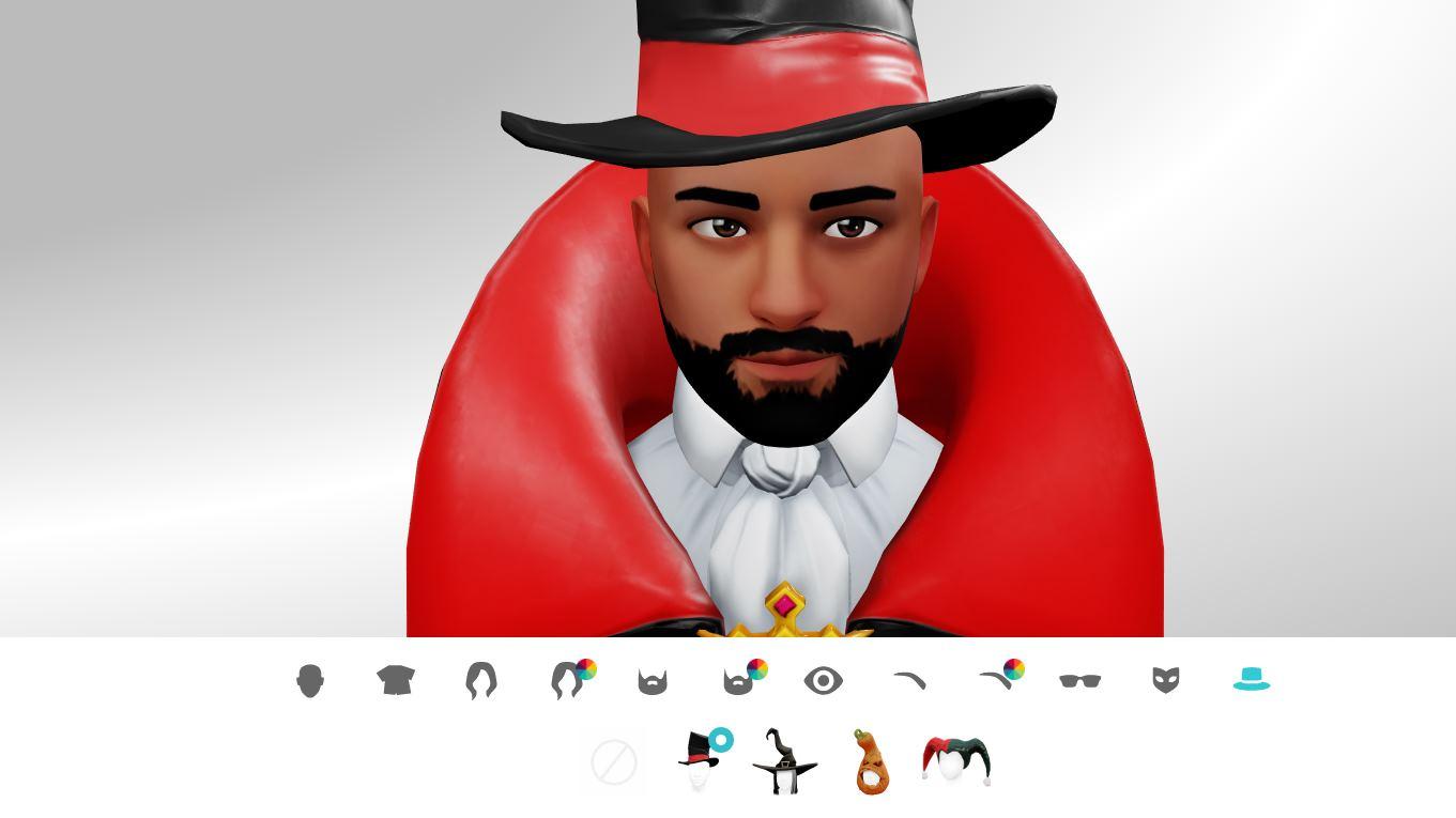 Cómo crear un avatar 3D con tu rostro para Halloween