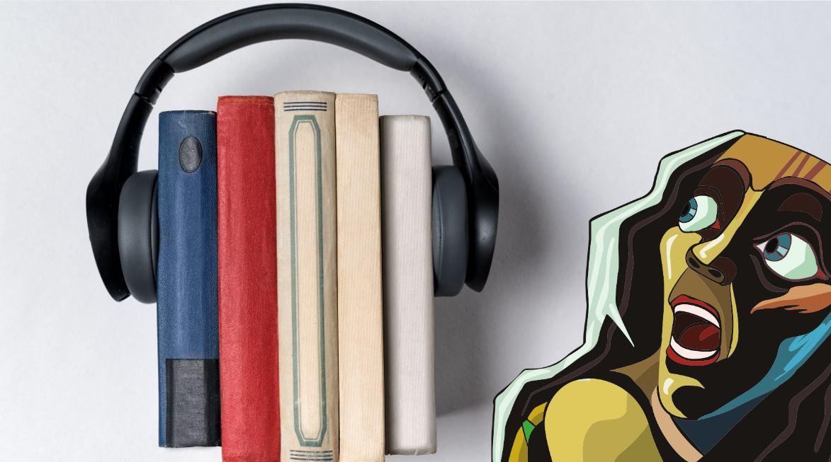 Audiolibros de terror gratis para la noche de Halloween