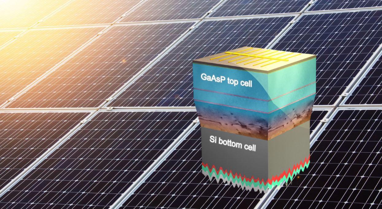 Encuentran forma de multiplicar la eficacia de paneles solares de silicio
