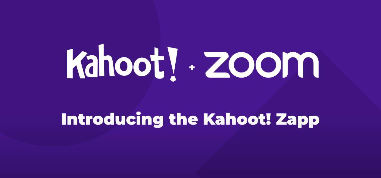 Kahoot! para Zoom, más integración entre el juego educativo y la videoconferencia