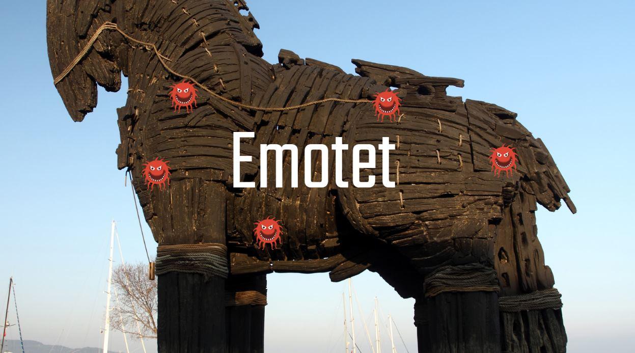 Emotet, el malware que ha afectado a más del 16% de las empresas españolas