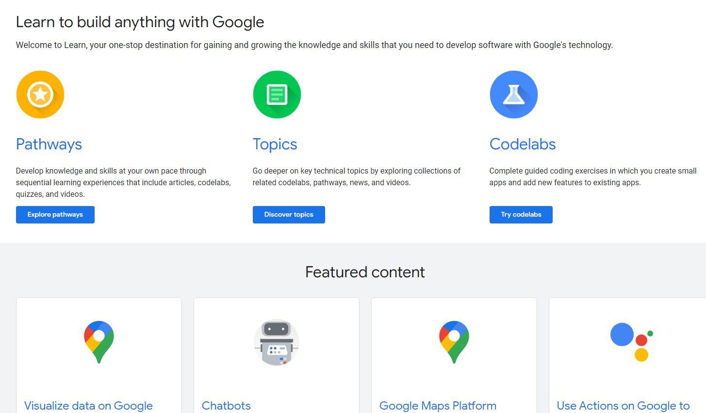 Google presenta web para ayudar a los programadores