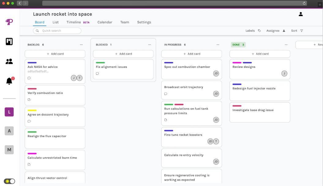 Portabella, un sistema de gestión de proyectos con la privacidad como pilar principal