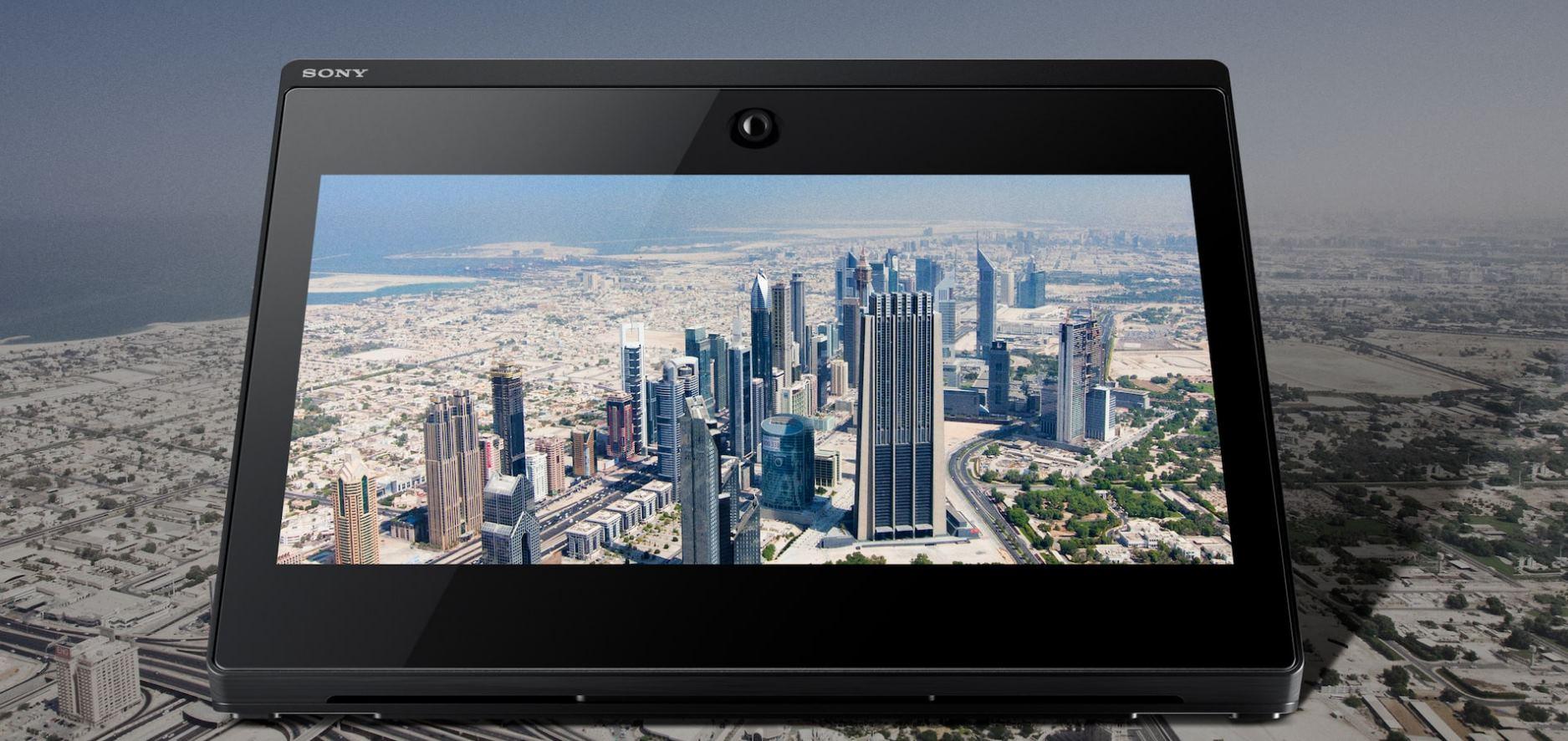 Sony presenta pantalla para ver objetos en 3D