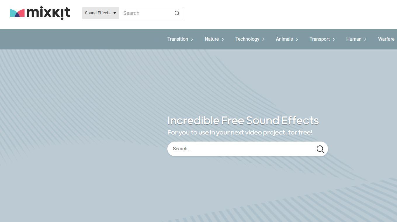 Efectos de sonido gratis para incluir en tus proyectos