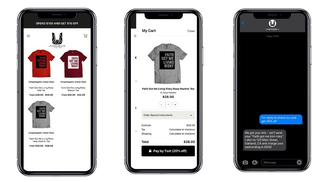 ParrotMob, una solución para pagar en tiendas online enviando un SMS