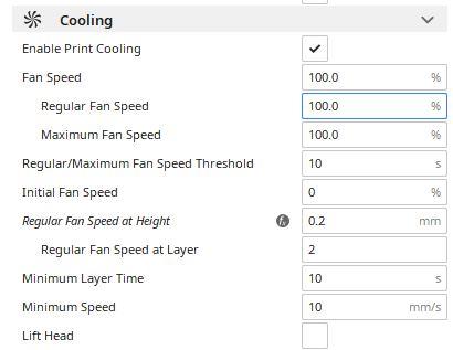 Ventilación para Imprimir miniaturas en 3D