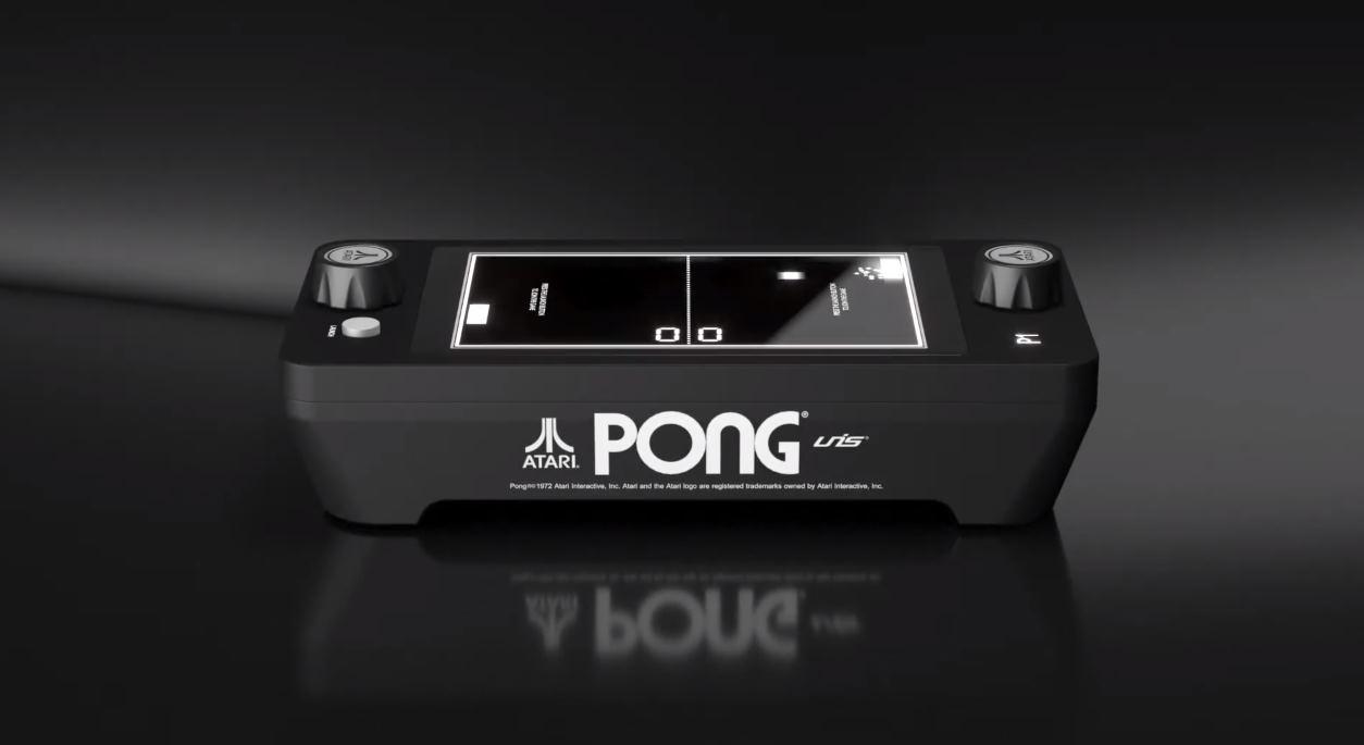 Atari y UNIS se unen para crear una máquina de PONG para casa