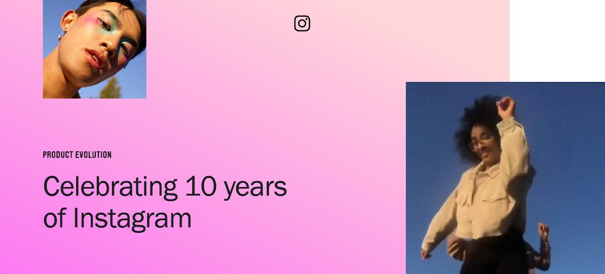 Instagram 10 años
