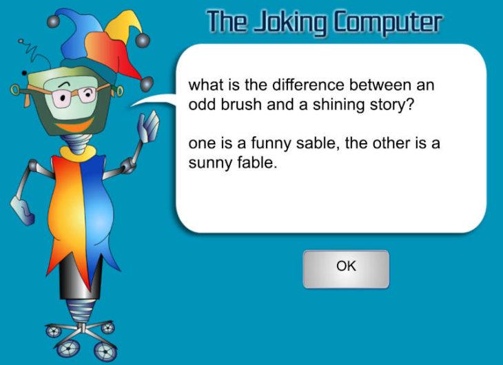 Joking Computer
