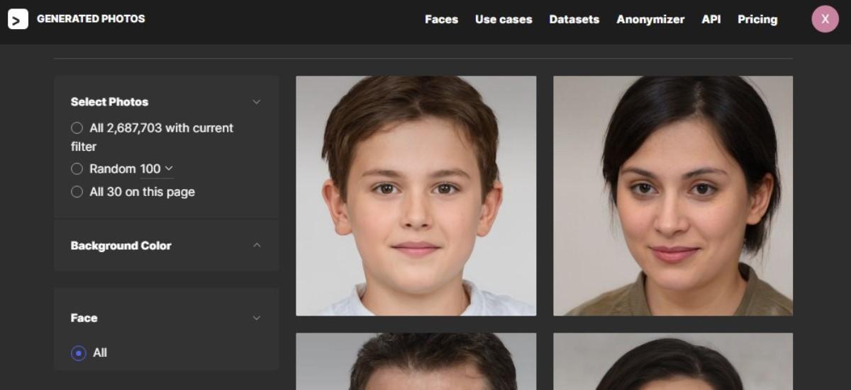 AI Anonymizer, herramienta que puede generar caras virtuales a partir de una foto de tu rostro