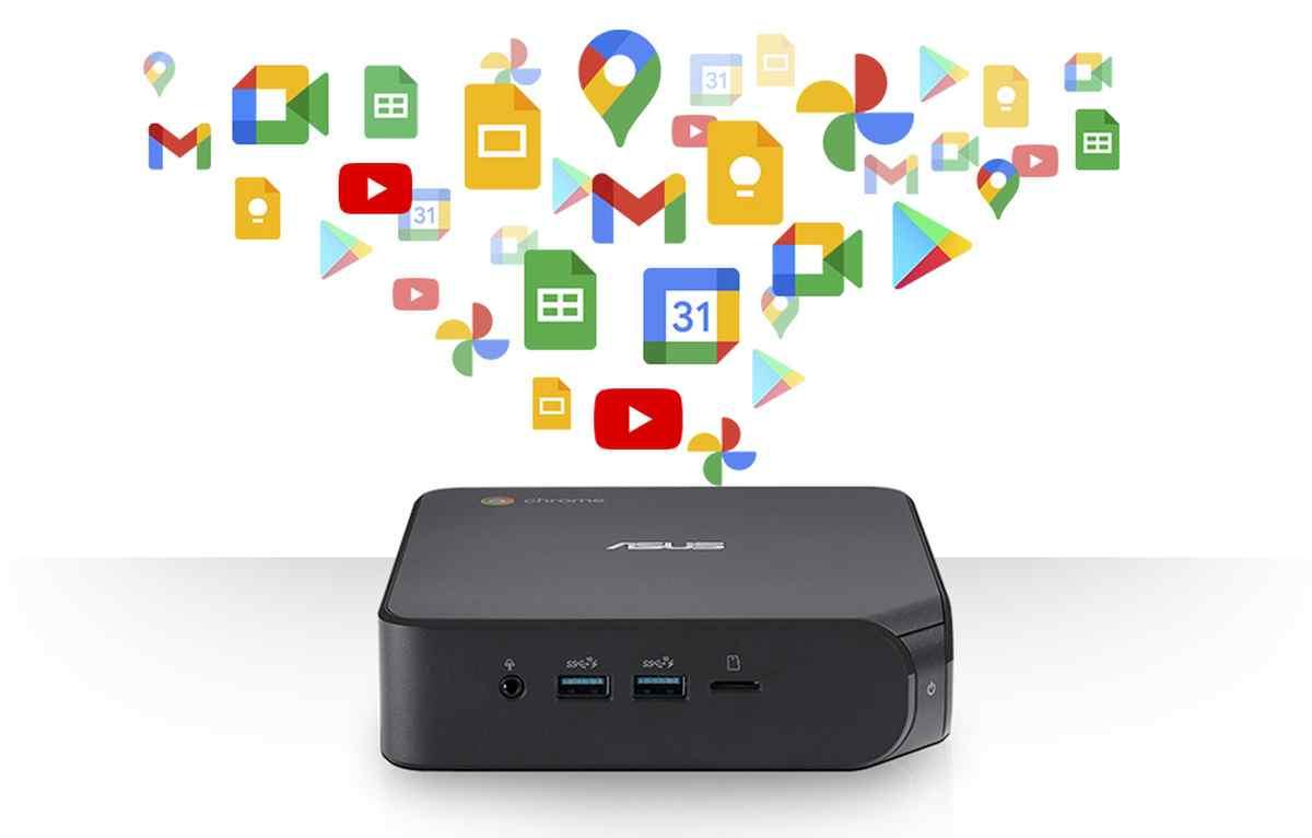 Así son los Asus Chromebox 4, los nuevos mini PC de Asus con Chrome OS