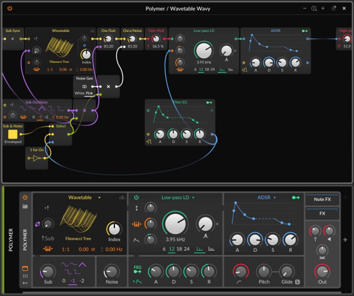 Bitwig Studio lanza su nueva versión con sintetizador modular híbrido incluido