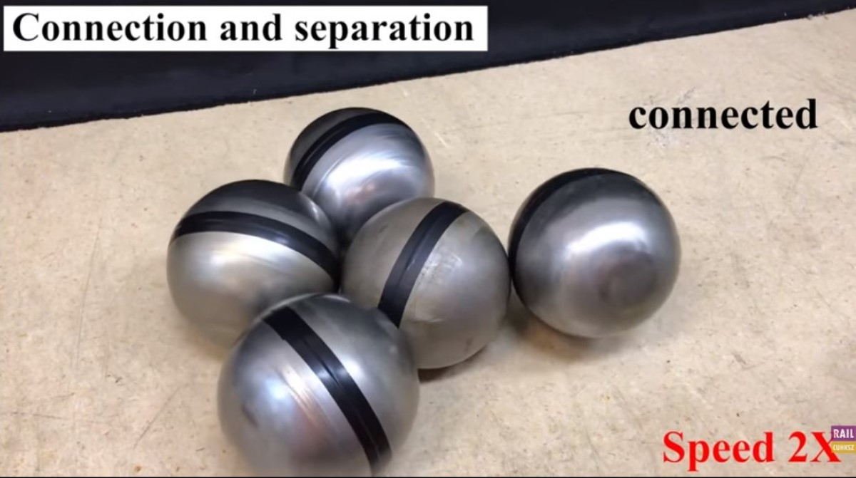 bolas magneticas freebots