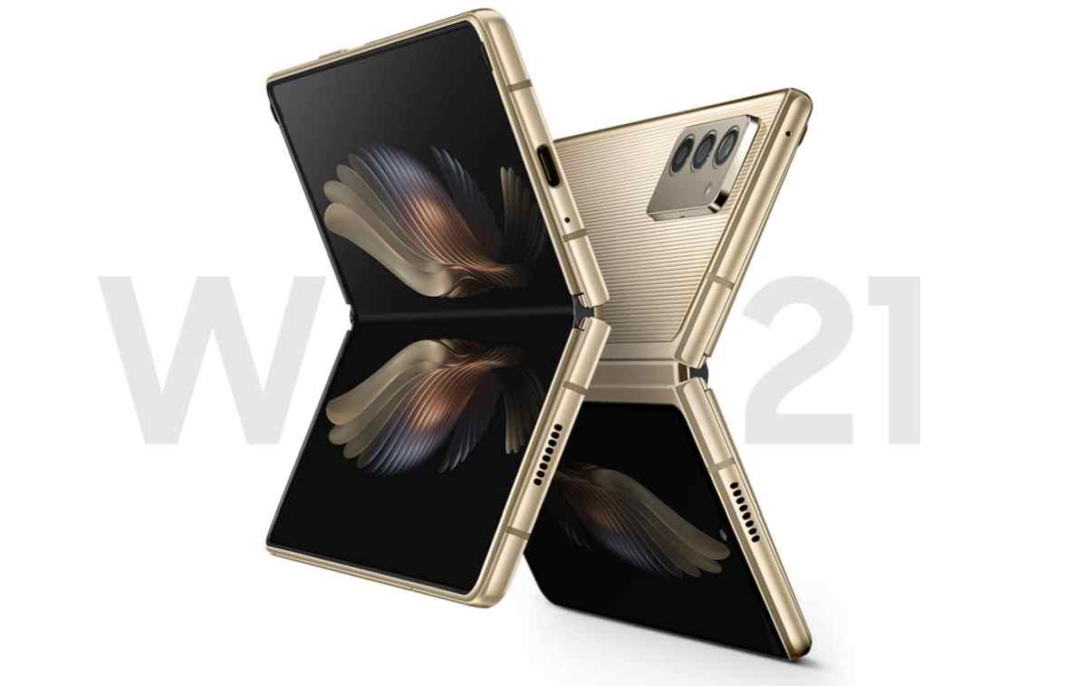 Samsung lanza una versión mejorada de su Galaxy Z Fold2 para China