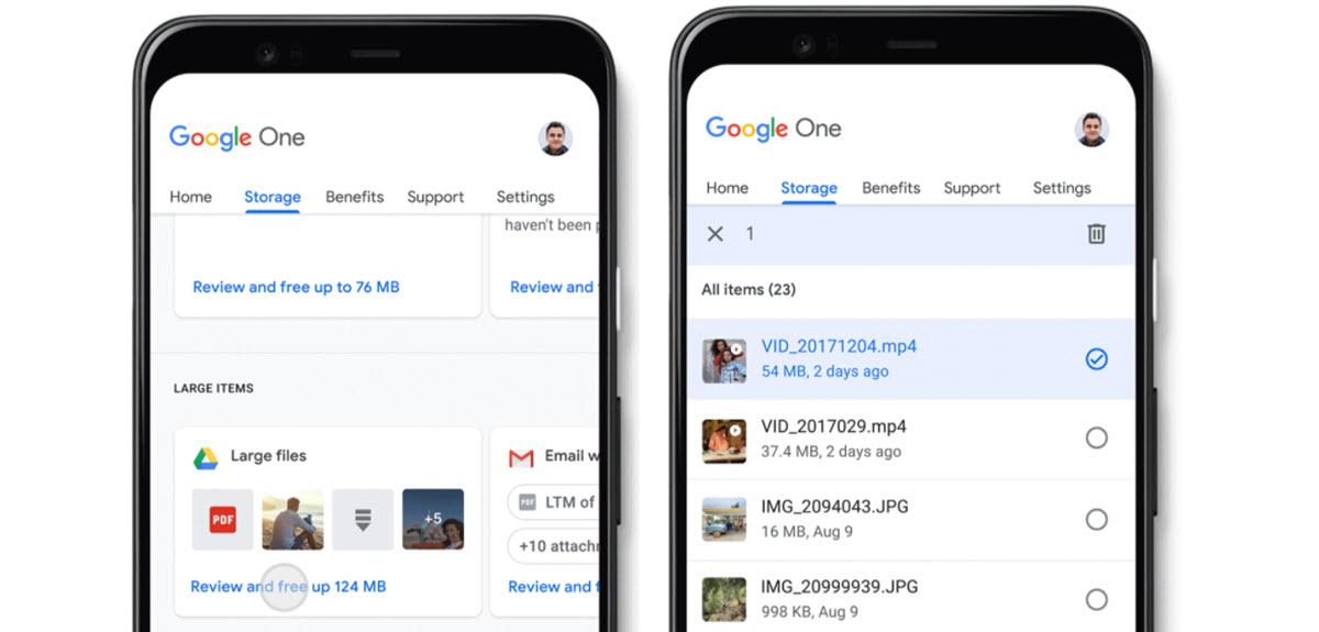 Google aplicará estas medidas a los archivos de Drive y a las cuentas inactivas