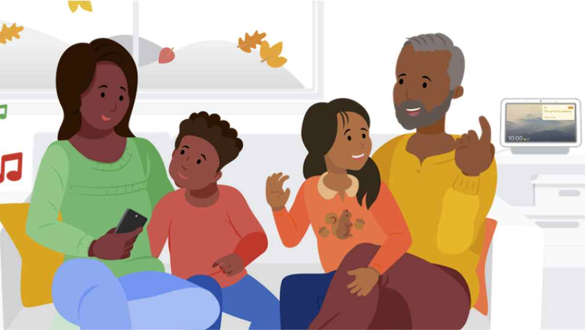 Las nuevas funciones para familias que Google comienza a ofrecer para estas navidades