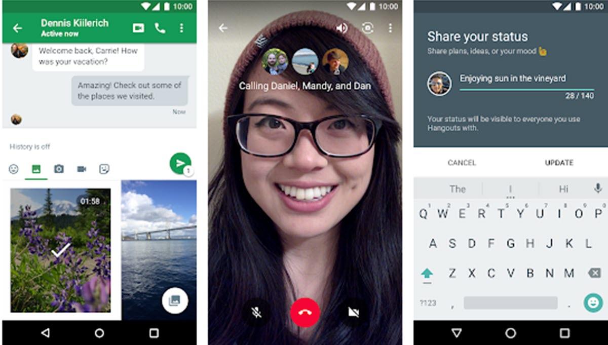 Las videollamadas de grupo de Hangouts se trasladan a Google Meet
