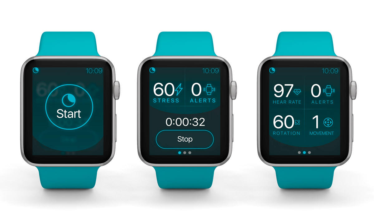 Esta app para Apple Watch podría ayudar a personas con trastorno de estrés postraumático