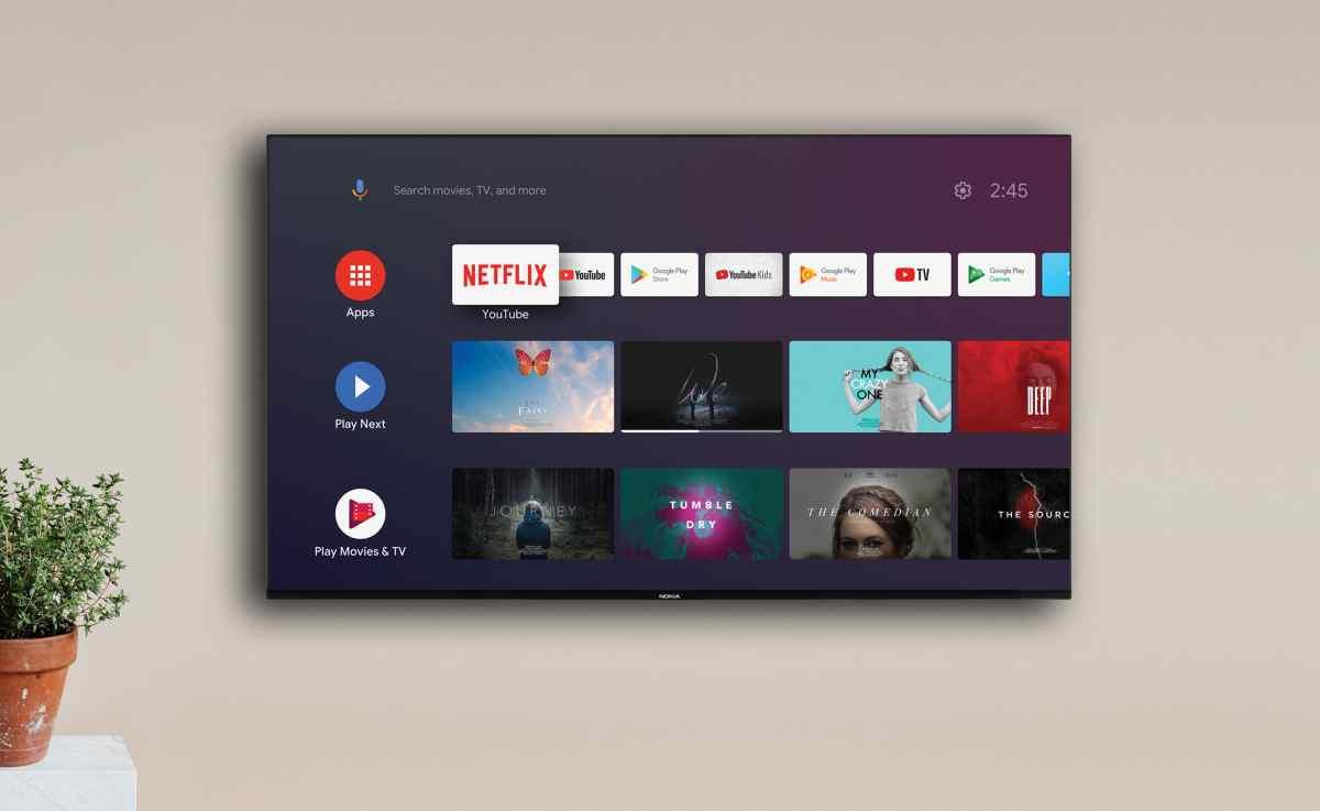 Los Smart TVs Nokia comienzan a llegar a Europa