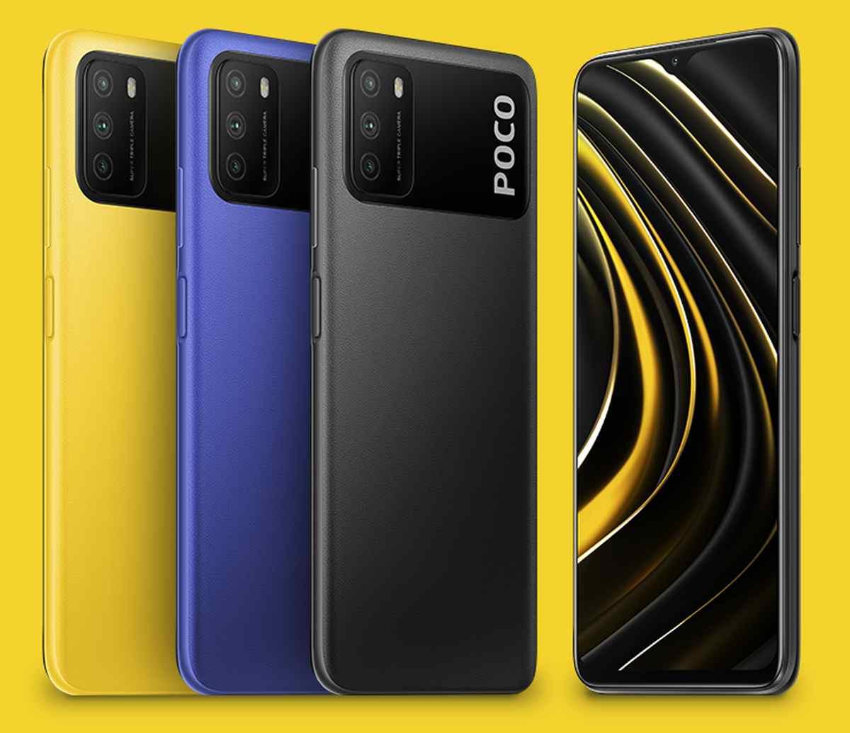 POCO trae otro móvil de bajo costo que destaca por su gran batería