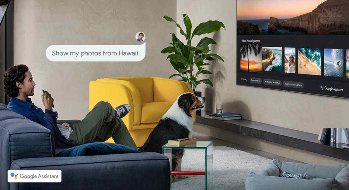 El Asistente de Google comienza a llegar a los Smart TVs de Samsung