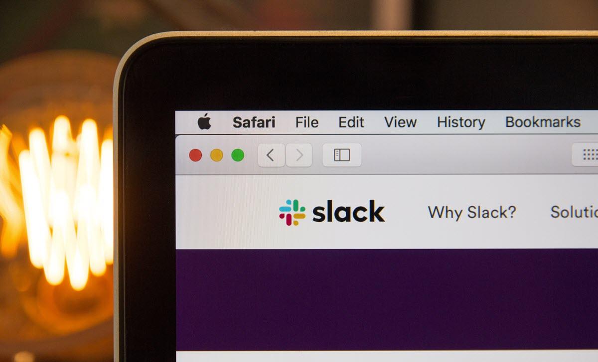 Salesforce está considerando la compra de Slack
