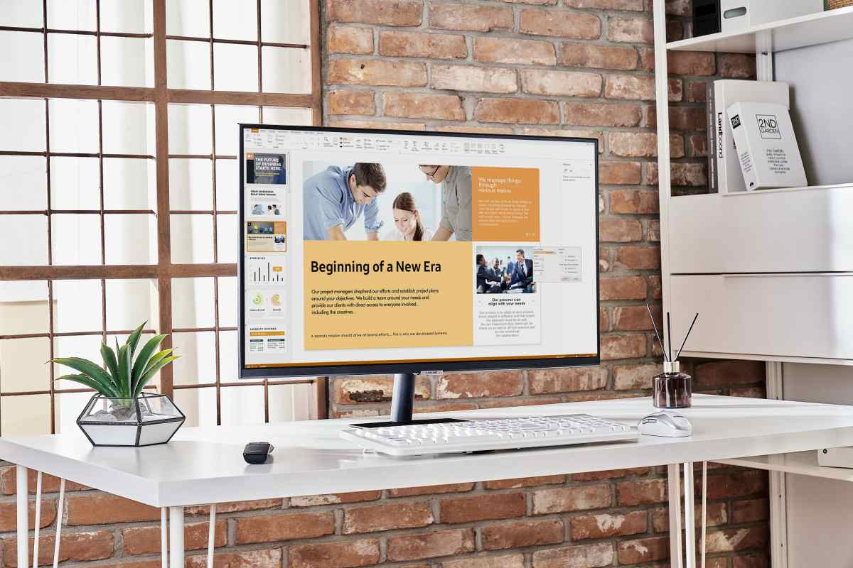 Smart Monitor de Samsung