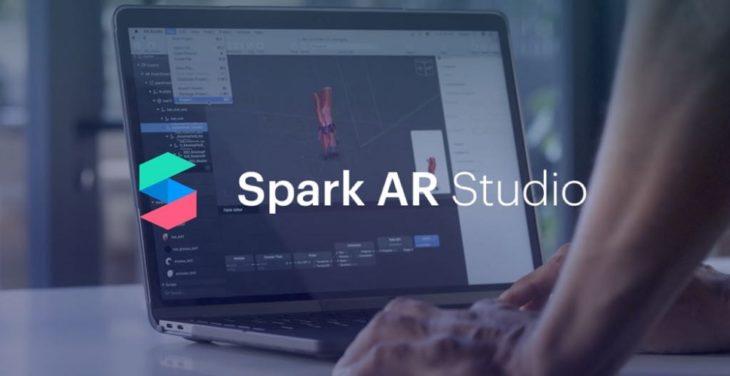 Spark AR Studio crear filtro