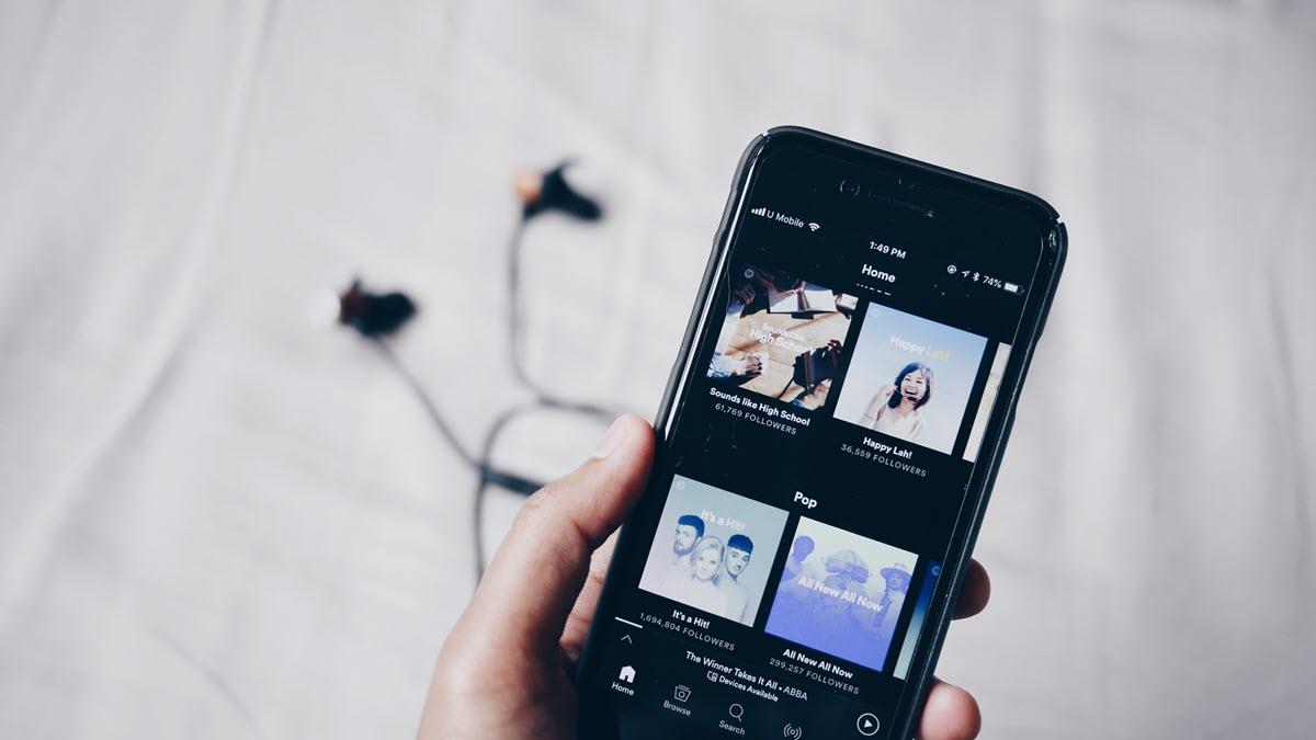 Spotify sumará nuevos podcasts y funciones para descubrir contenidos