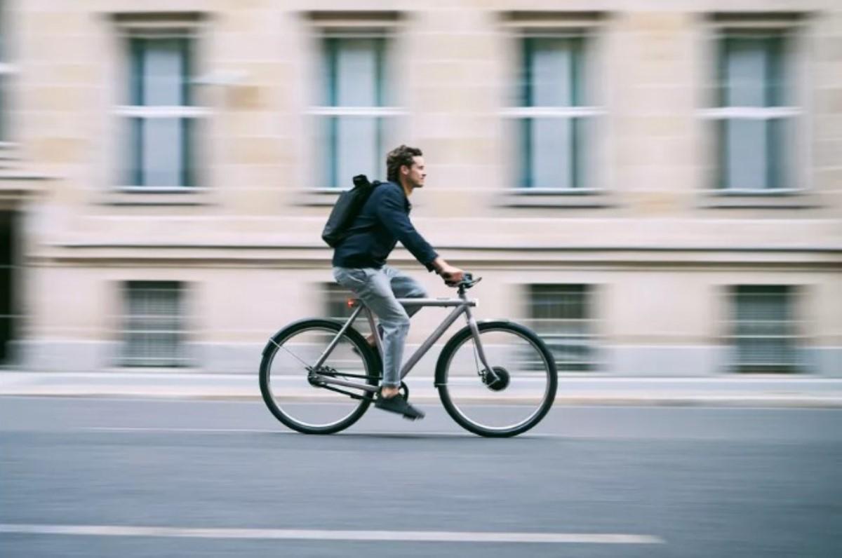 Las bicicletas eléctricas VanMoof con ajuste de velocidad fuera de Estados Unidos