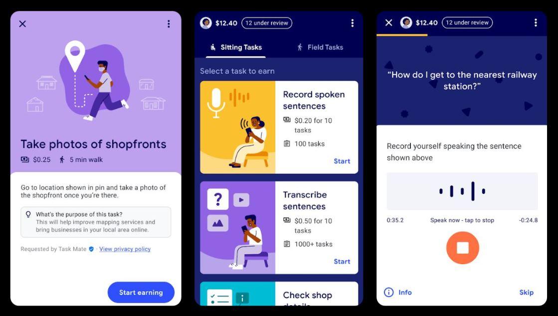 Ganar dinero haciendo tareas sencillas con el móvil, lo nuevo de Google