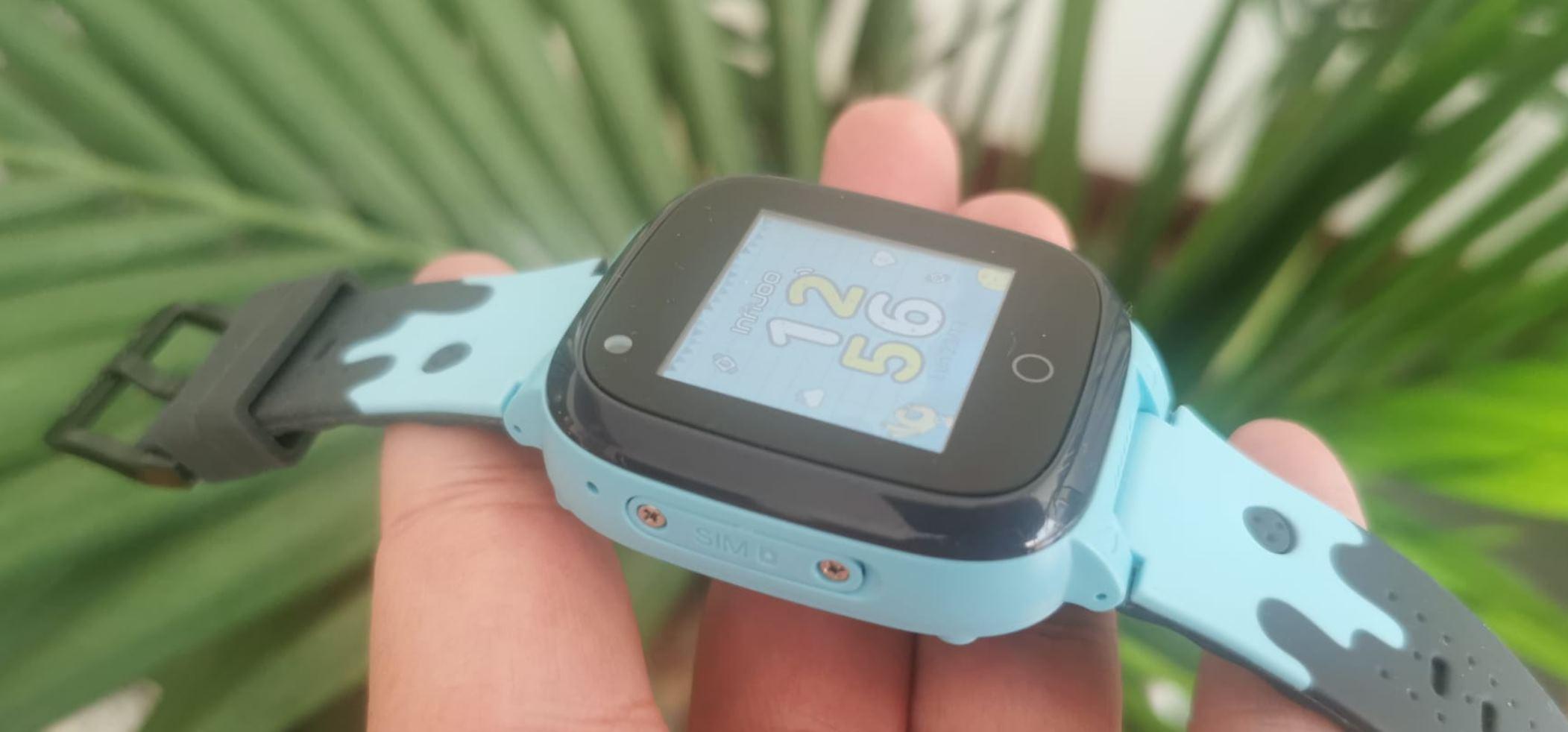 Relojes para niños con GPS, videoconferencia, cámara, termómetro y más