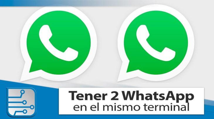 whatsapp duplicado