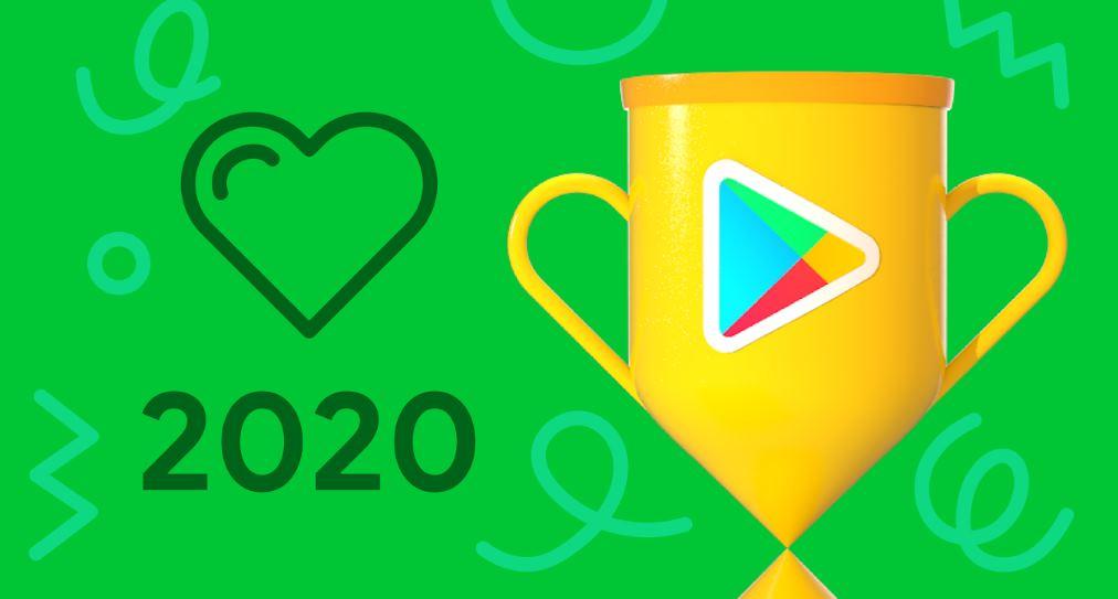 Cómo votar por las mejores apps y juegos del año 2020 en la Google Play