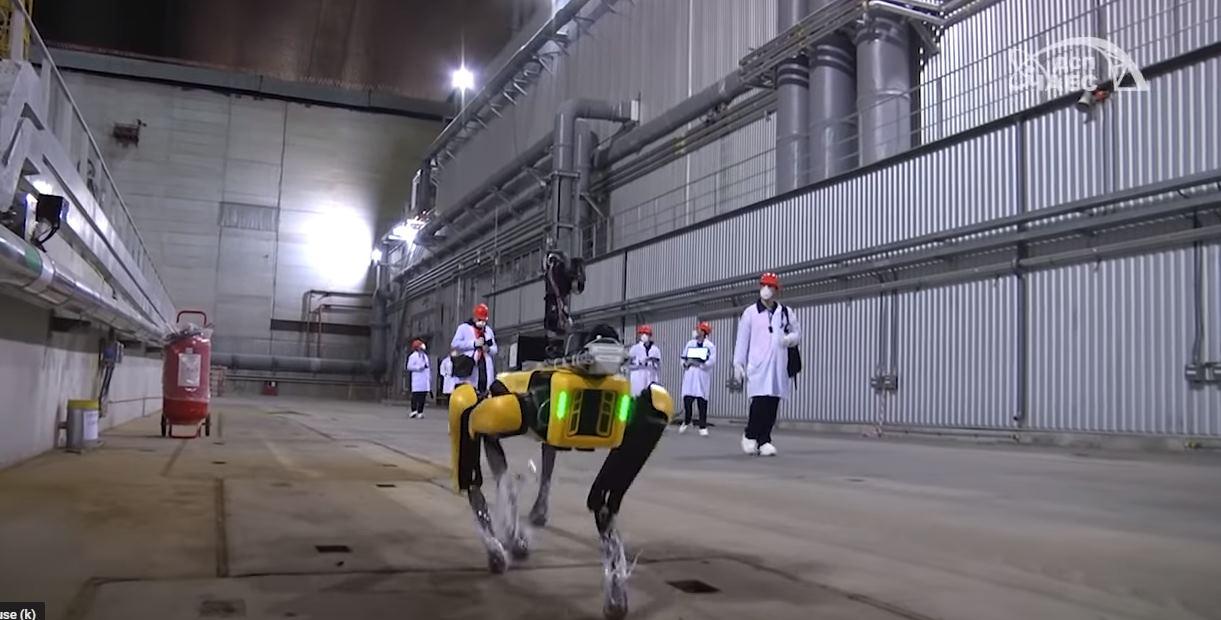 El robot perro de Boston Dynamics ayudará con la tragedia de Chernobyl