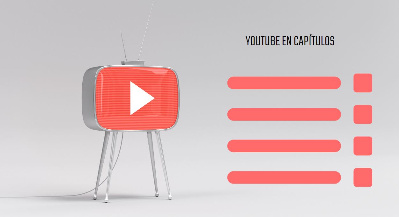 Youtube está probando la detección automática de capítulos