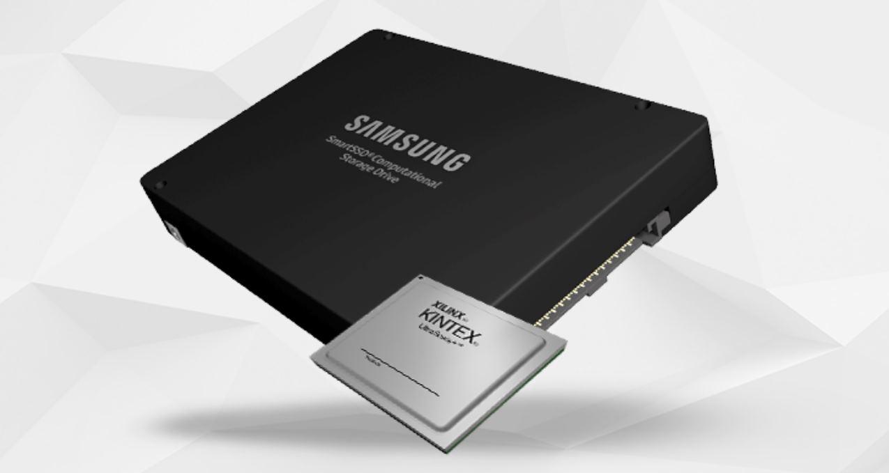 Samsung presenta SSD que guarda 12 TB en un espacio de 4 TB