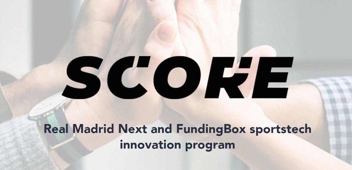SCORE, un proyecto que seleccionará y financiará un total de 30 startups del sector SportsTech