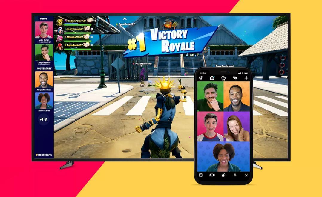 Fortnite incluirá videollamadas en el juego