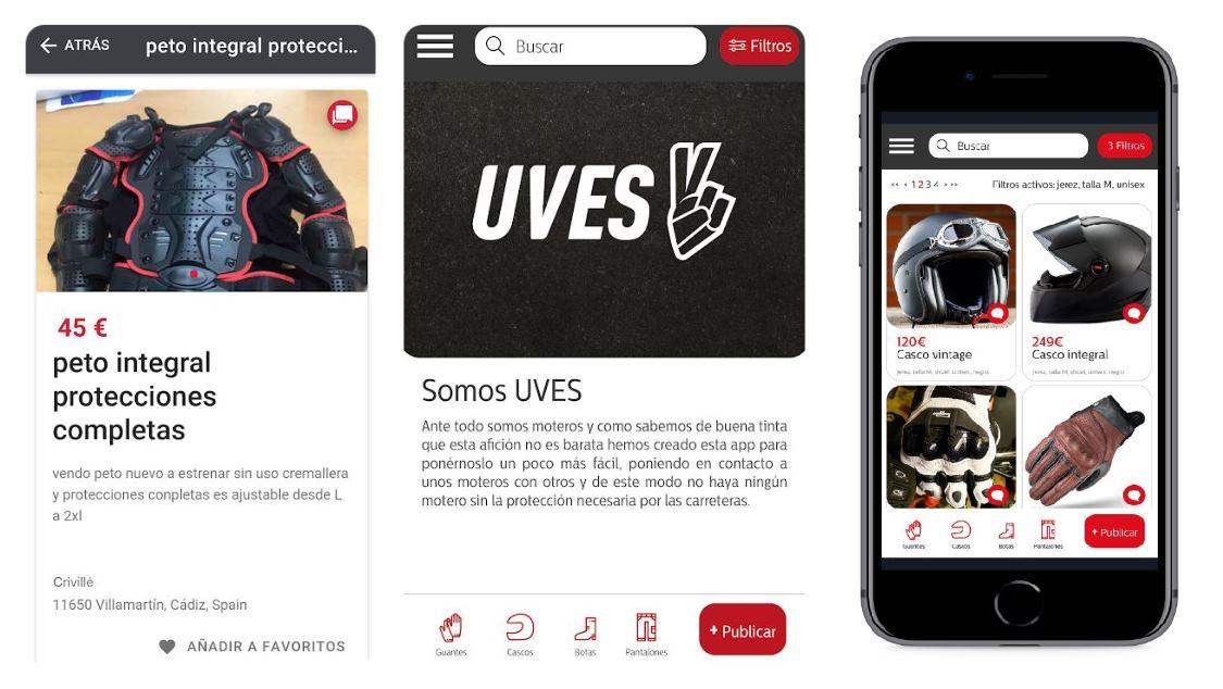 Si te gustan las motos, te gustará UVES y su nuevo sistema de pago