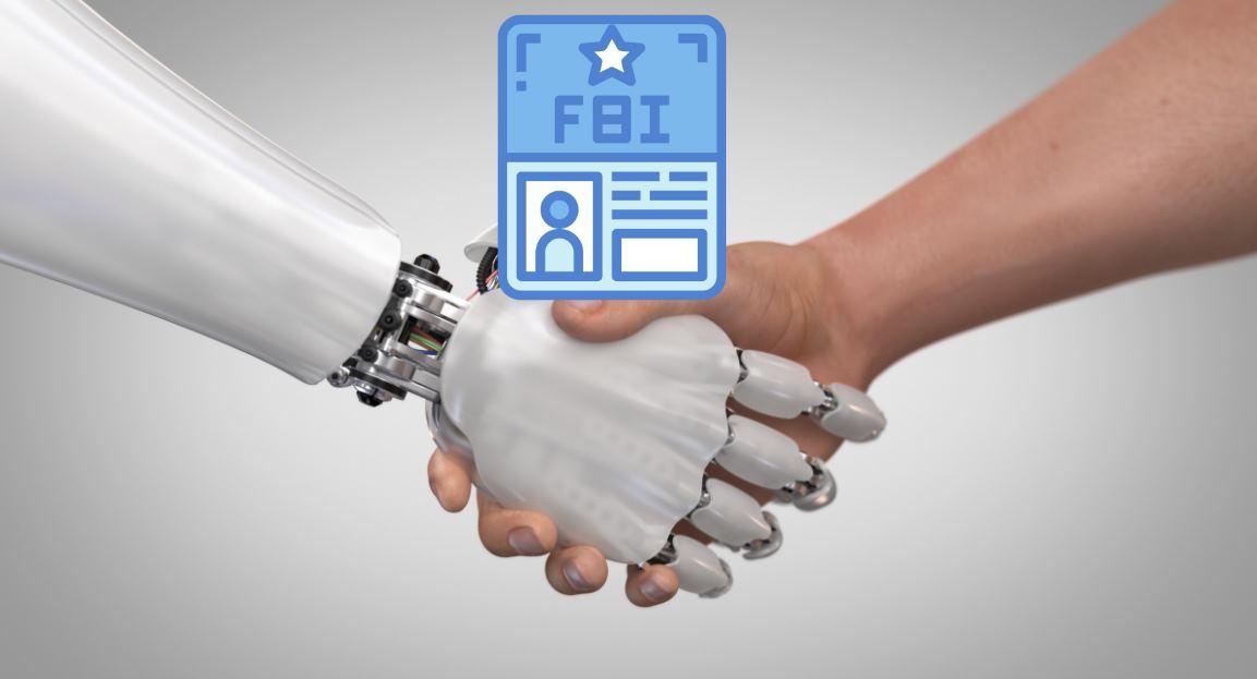 El FBI contrata a 140 robots para organizar el papeleo