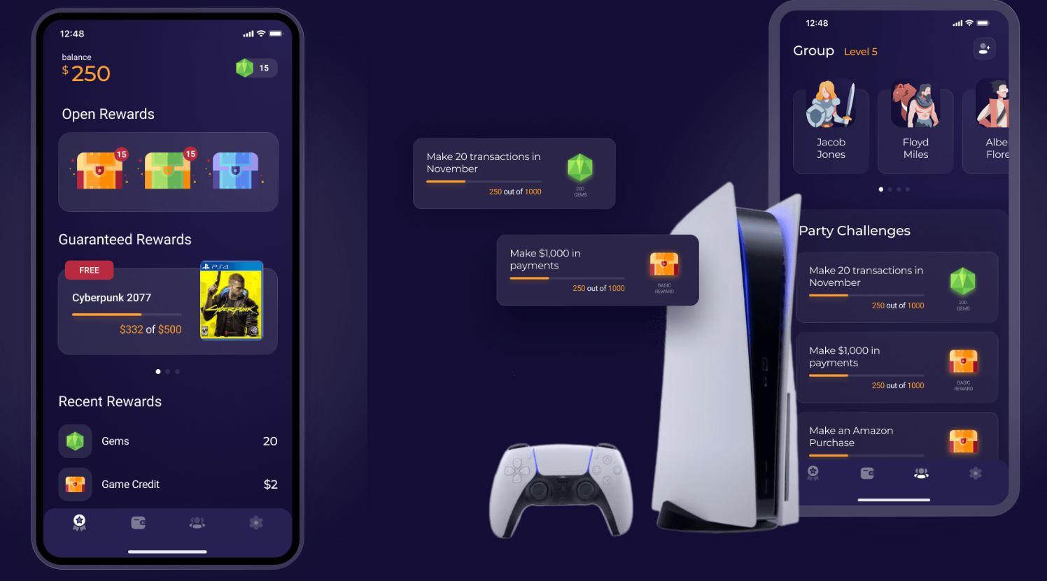 Mythra, una tarjeta de crédito para gamers