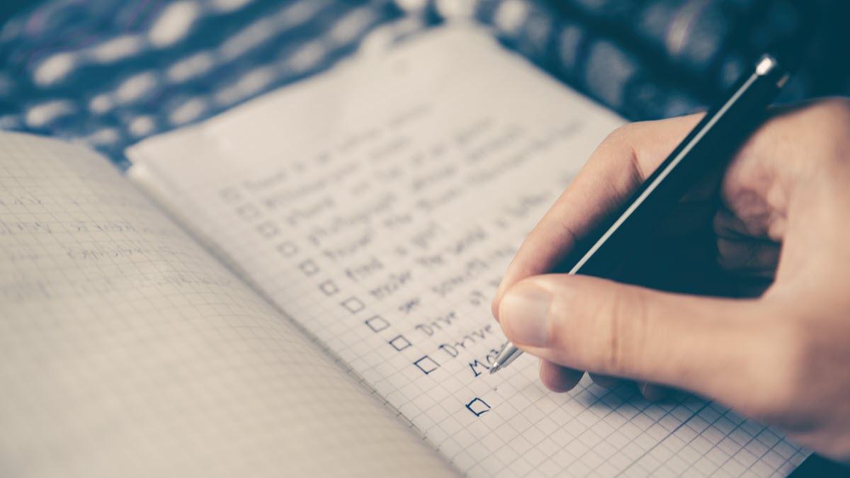 Un gestor de tareas que te ayuda a identificar lo más importante