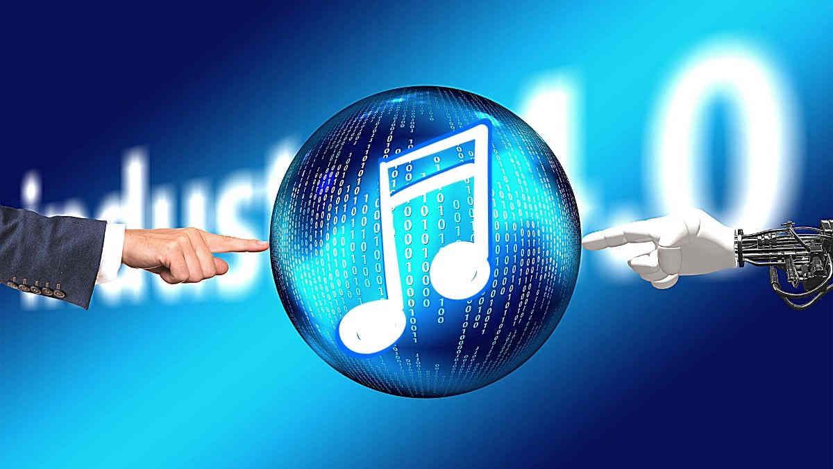 Música generada por IA